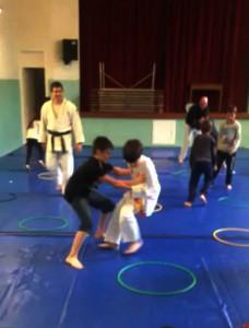 judo mamma e pap� lutrano