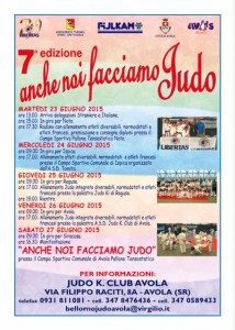 ANCHE NOI FACCIAMO JUDO (1)