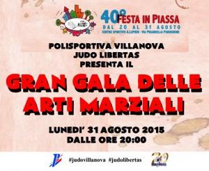 Gran Gala delle Arti Marziali libertas